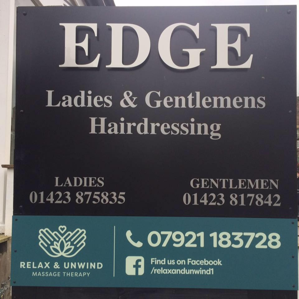 Edge Hair Harrogate
